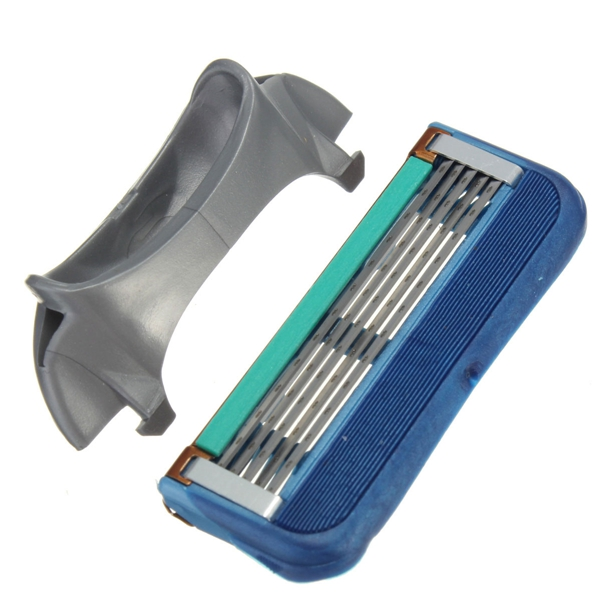 5 layers Shaving Razor Shaver Blade Refills Replacement Blade