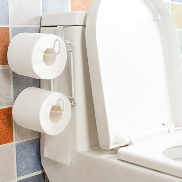 Bathroom toilet paper holders